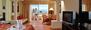 Junior Suite Club Golden - Grand Bahia Principe Cayacoa - All Inclusive - Dominican Republic